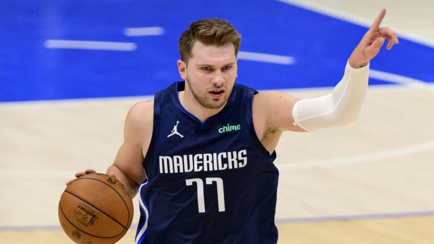 Luka Doncic helps Slovenia clinch spot in Tokyo Olympics