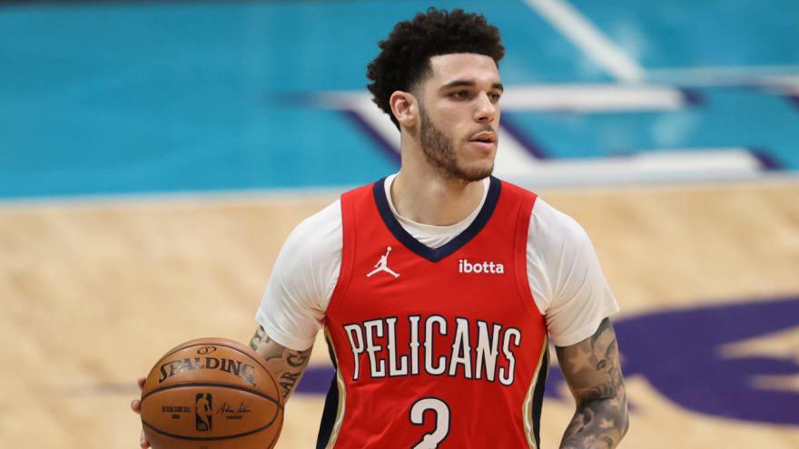 Knicks reportedly on Lonzo Ball's 'radar'