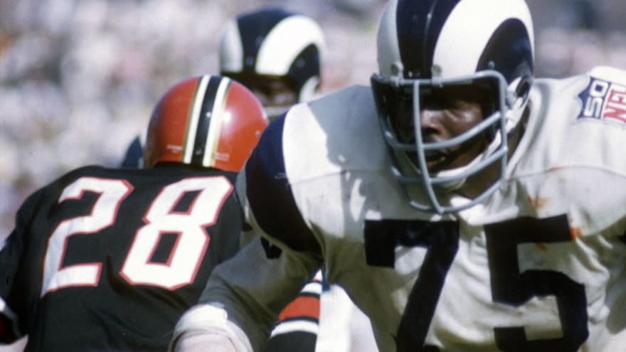 Who had the most sacks during the pre-modern era of the NFL?