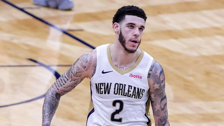 Lonzo Ball interested in Knicks once free agency opens?