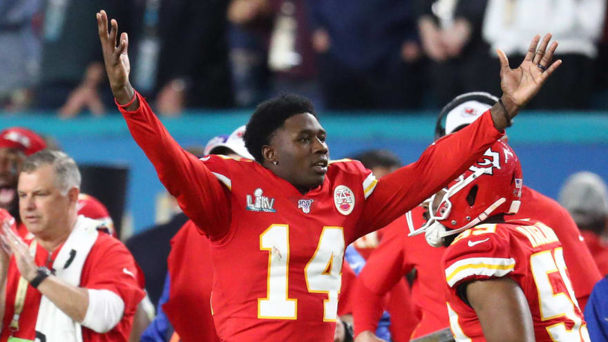 After signing Sammy Watkins, Ravens should make these two moves