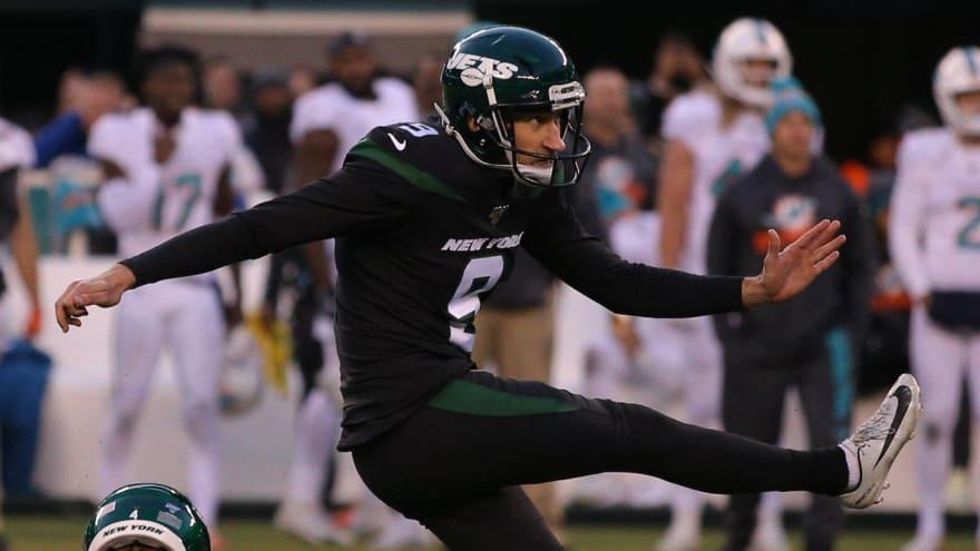 Jets place K Sam Ficken, RB LaMical Perine on IR | Yardbarker