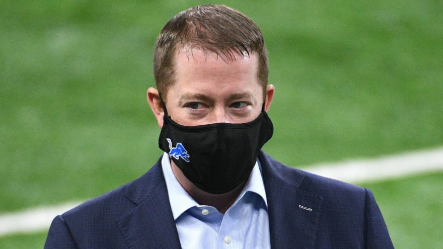 Browns hire former Lions GM Bob Quinn as consultant