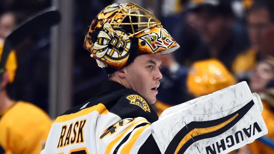 Bruins expect Tuukka Rask to return for 2020-21 NHL season