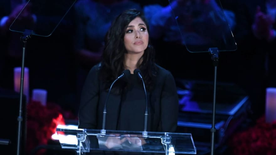 Vanessa Bryant seeking 'hundreds of millions' in damages over Kobe's death