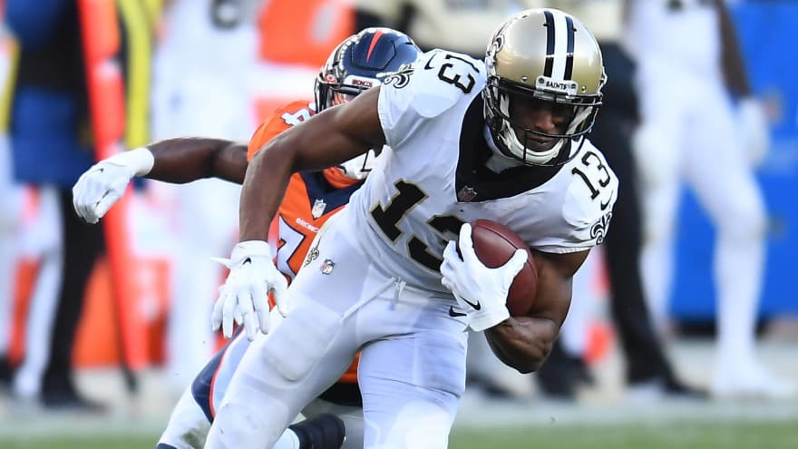 Will Michael Thomas' handling of ankle injury increase tension with Saints?