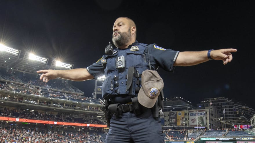 Nats-Padres game suspended after shooting outside Nationals Park