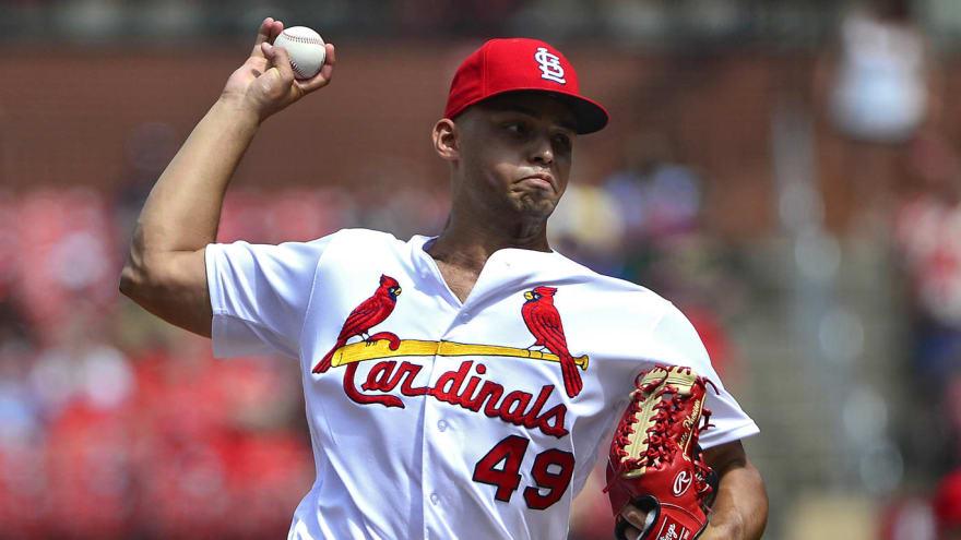 Cardinals closer Jordan Hicks opts out of 2020 season