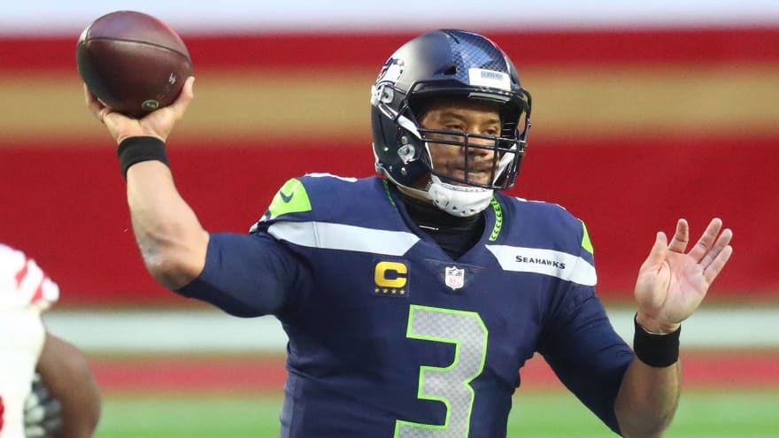 Seahawks' Russell Wilson: 'I did not request a trade'