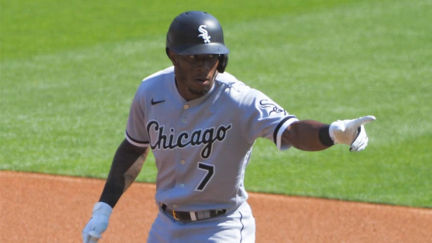 Tim Anderson on same page with Tony La Russa after meeting