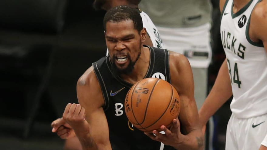 Kerr: Durant 'more gifted' than Jordan