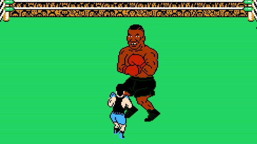 The 'Mike Tyson's Punch-Out!!' quiz