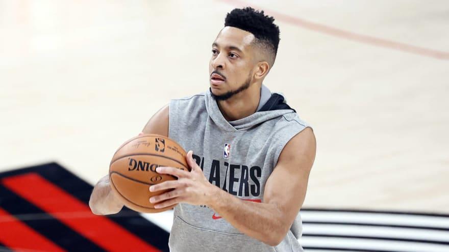 Report: Blazers turning down CJ McCollum trade inquiries
