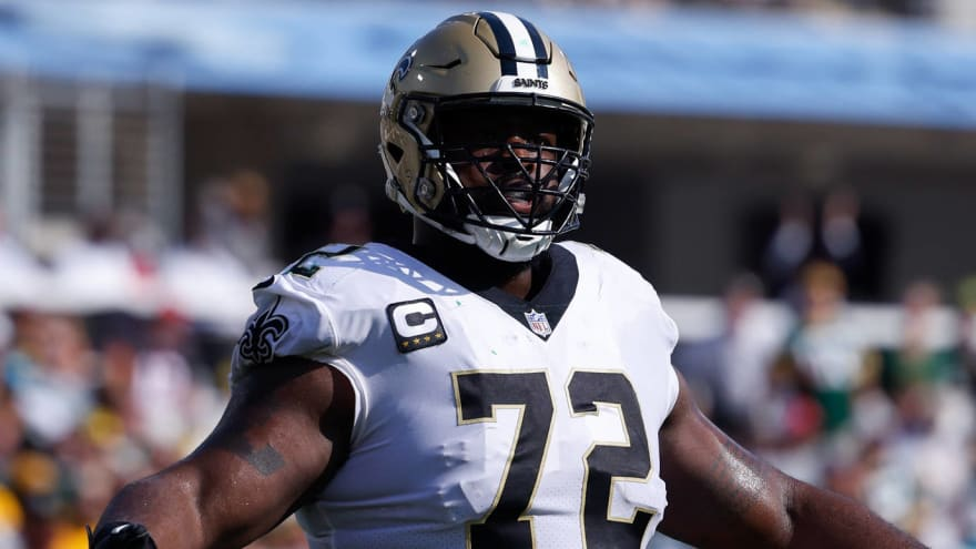 Saints Pro Bowl LT Terron Armstead to miss time with elbow injury
