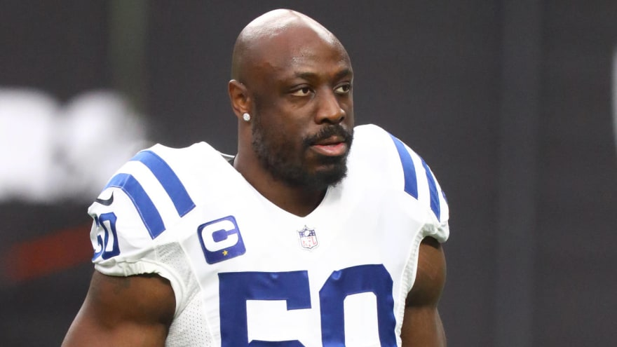Steelers reportedly consider edge rusher Justin Houston