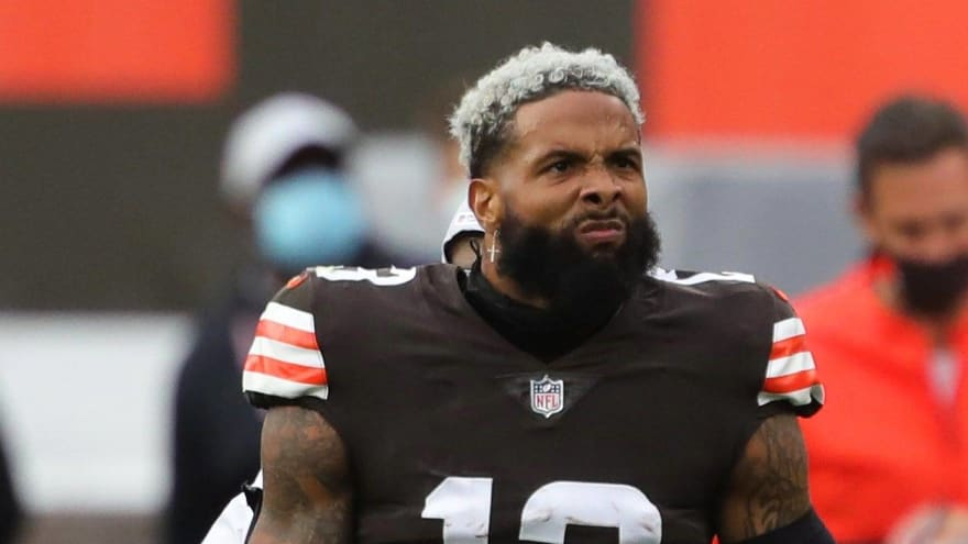 Browns willing to listen to Odell Beckham Jr. trade offers?