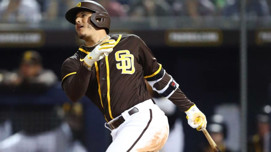 The 'Padres players to 30+ HRs' quiz