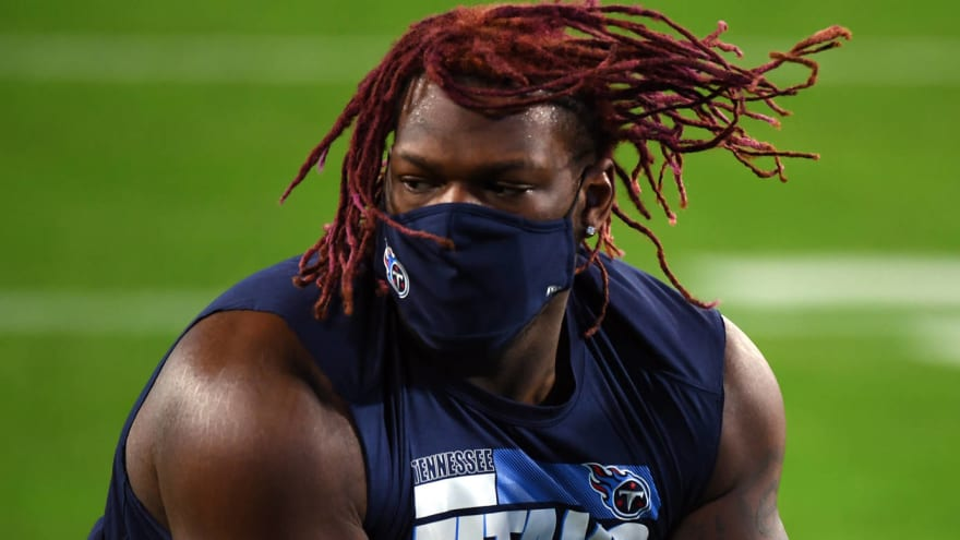 Titans trying to trade 2020 first-round pick Isaiah Wilson