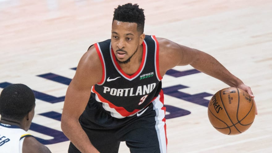 CJ McCollum almost certain to be traded by Blazers?