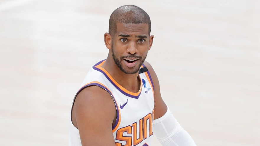 Were Suns getting strategy help from Chris Paul during Game 1?