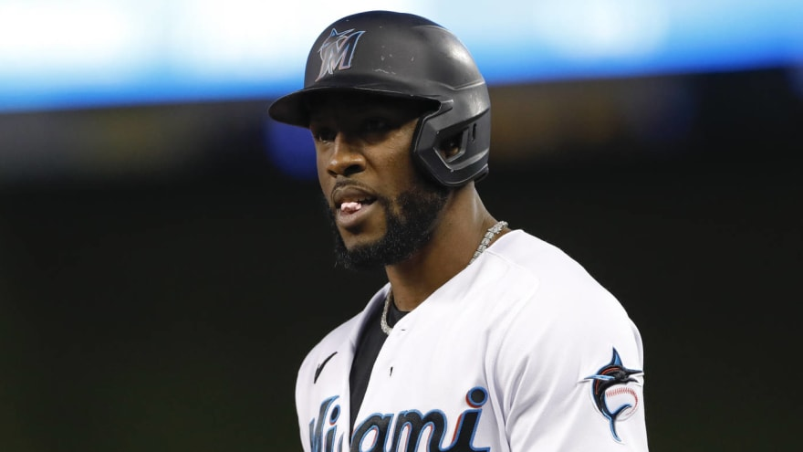 Marlins' Starling Marte, Monte Harrison reportedly involved in clubhouse altercation