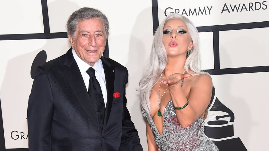 Lady Gaga and Tony Bennett announce new album and drop first single