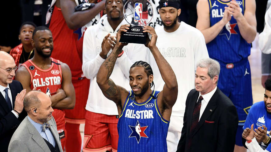 The 'NBA All-Star Game MVPs' quiz
