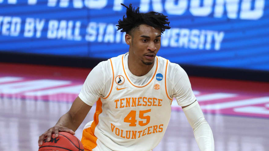Projected top-10 pick Keon Johnson declares for NBA draft