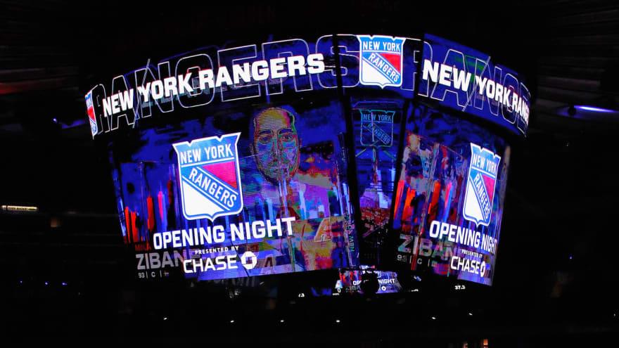 NHL fines Rangers $250K for disparaging Dept. of Player Safety