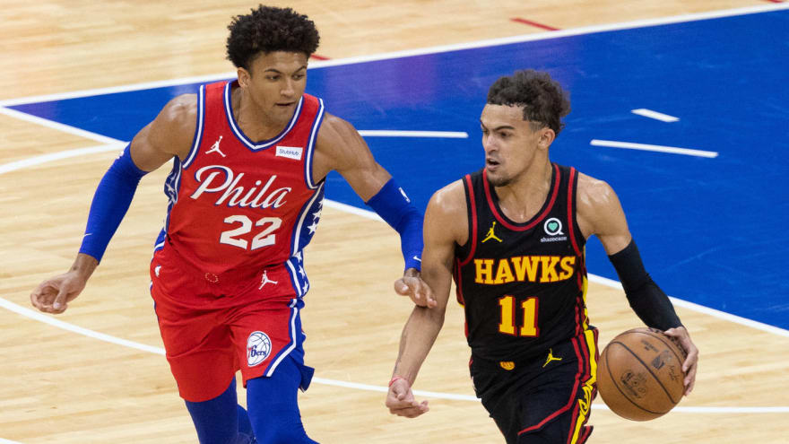 The Sixers, Hawks and stuff of a potential classic