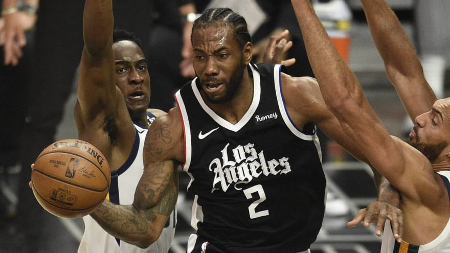 Clippers reportedly fear Kawhi Leonard suffered ACL injury