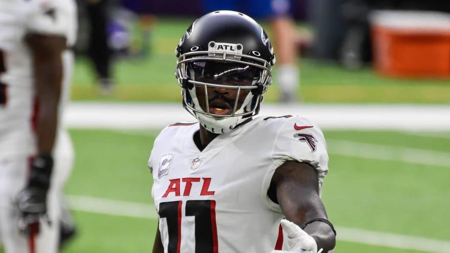 Falcons trade Julio Jones to Titans