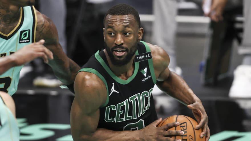 Report: Kemba Walker 'heartbroken' Celtics traded him