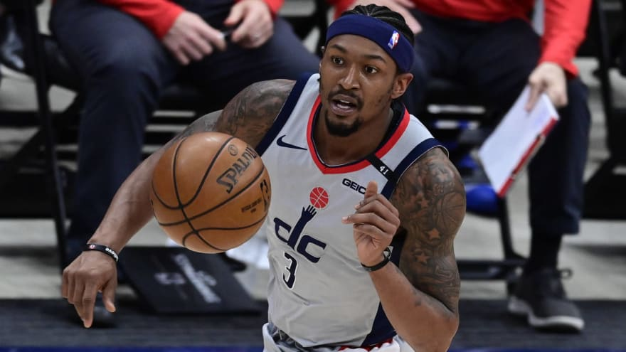 Bradley Beal considering trade request before draft?