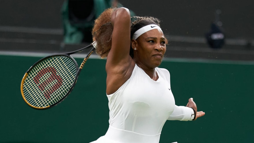 Serena 'heartbroken' after injury forces her out of Wimbledon