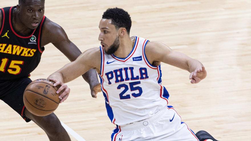 76ers' Ben Simmons doubtful for Summer Olympics?