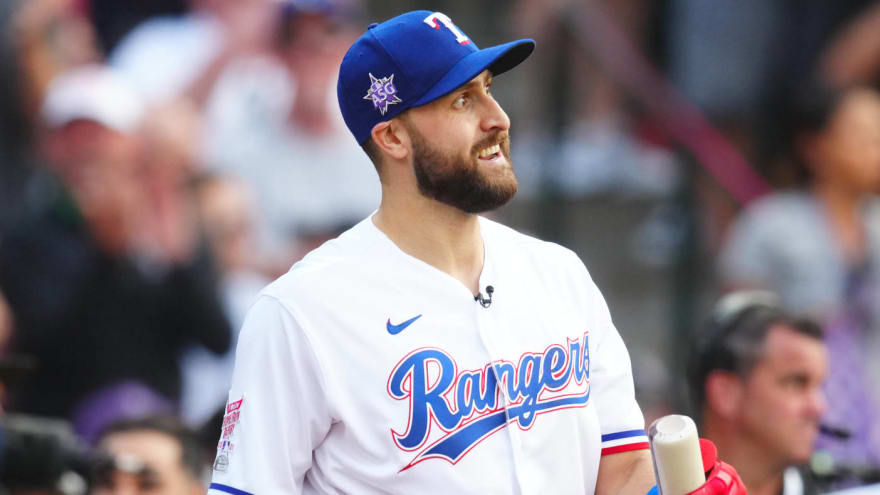 Joey Gallo, Rangers reportedly in extension talks