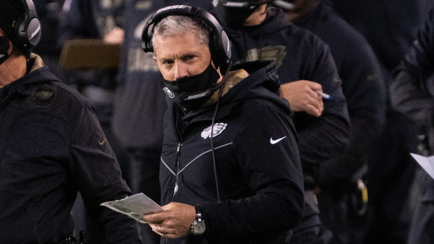 Eagles DC Jim Schwartz reportedly taking a year off