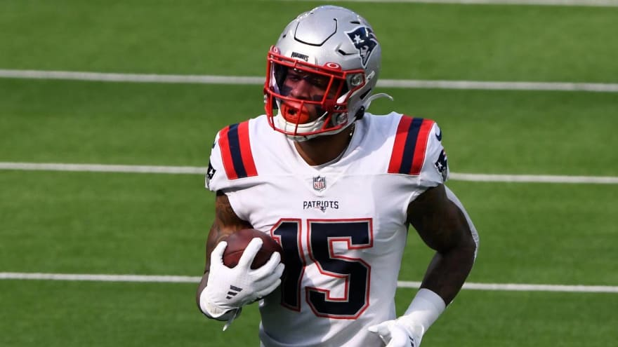 Patriots WR N'Keal Harry expected to attend training camp if not traded