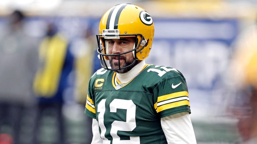 Packers GM: Rodgers 'our QB for the foreseeable future'