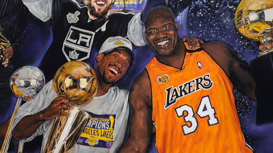 Shaq: A lot of the beef with Kobe 'was probably my fault'