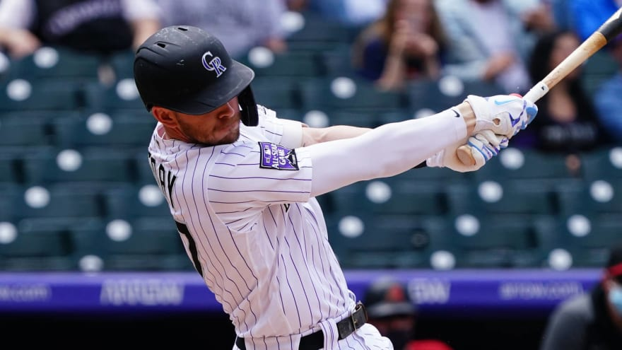 Trevor Story doesn't intend to re-sign with Rockies?