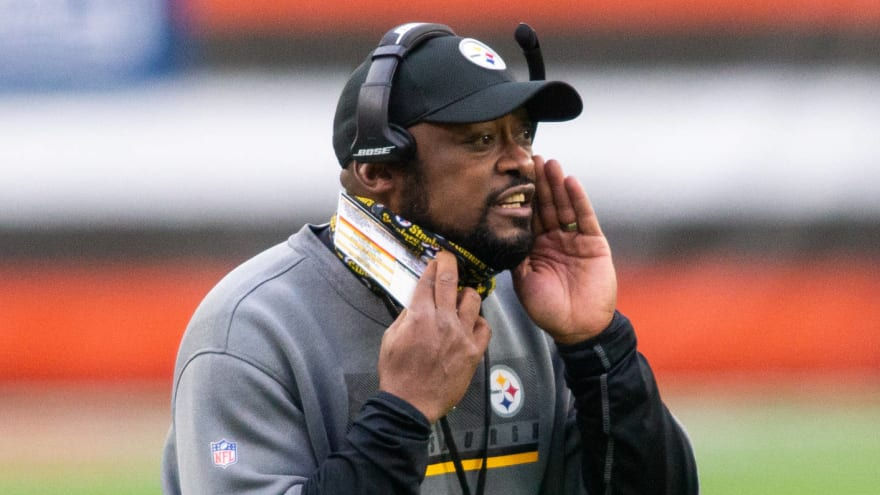 Mike Tomlin signs three-year extension with Steelers