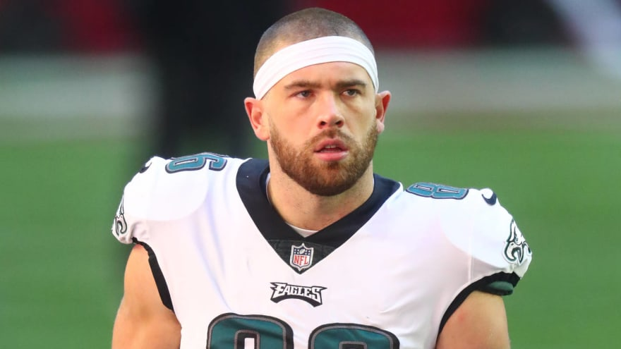 Report: Several teams interested in trading for Zach Ertz