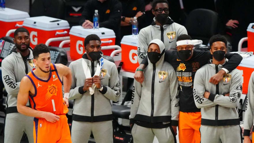 Suns won't have runner-up parade like they did in 1993