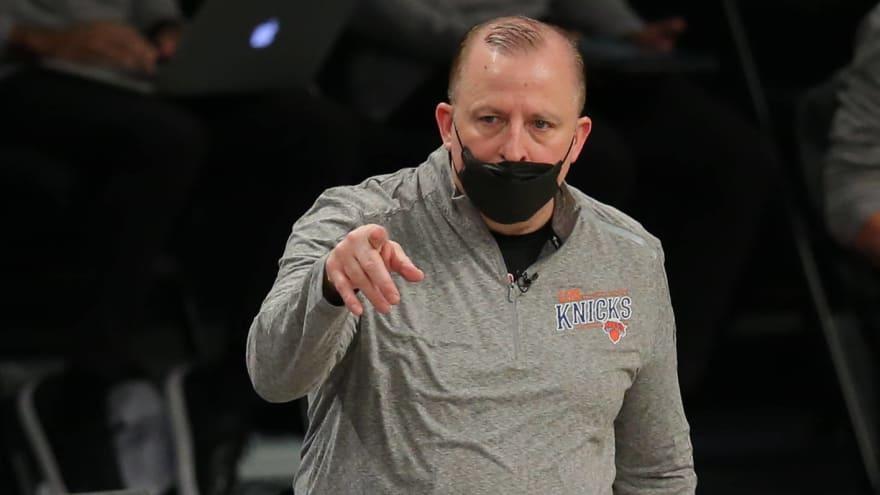 Tom Thibodeau: Knicks willing to take long-term approach