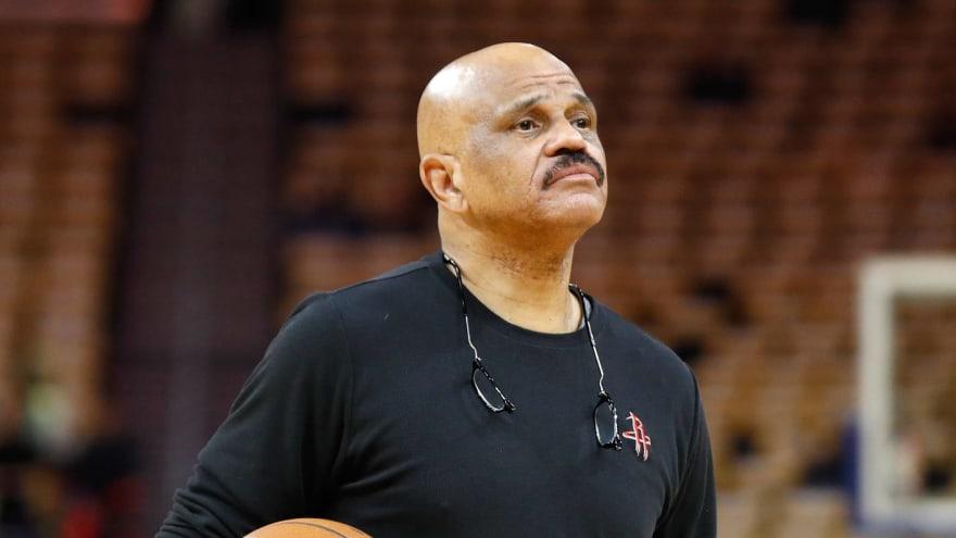 John Lucas frontrunner for Rockets' head coach job?