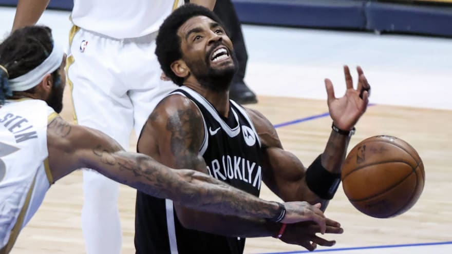 Nets put positive spin on current four-game losing streak