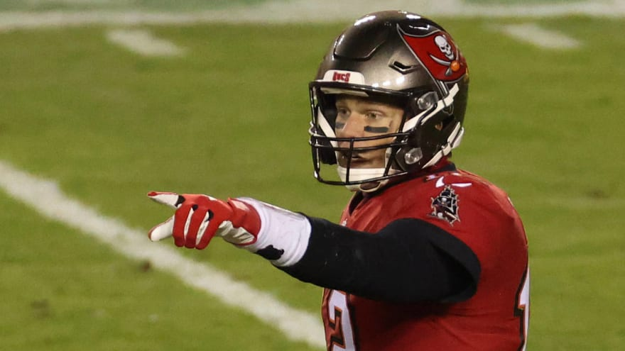 Brady to earn $1M in incentives if Bucs win Super Bowl?