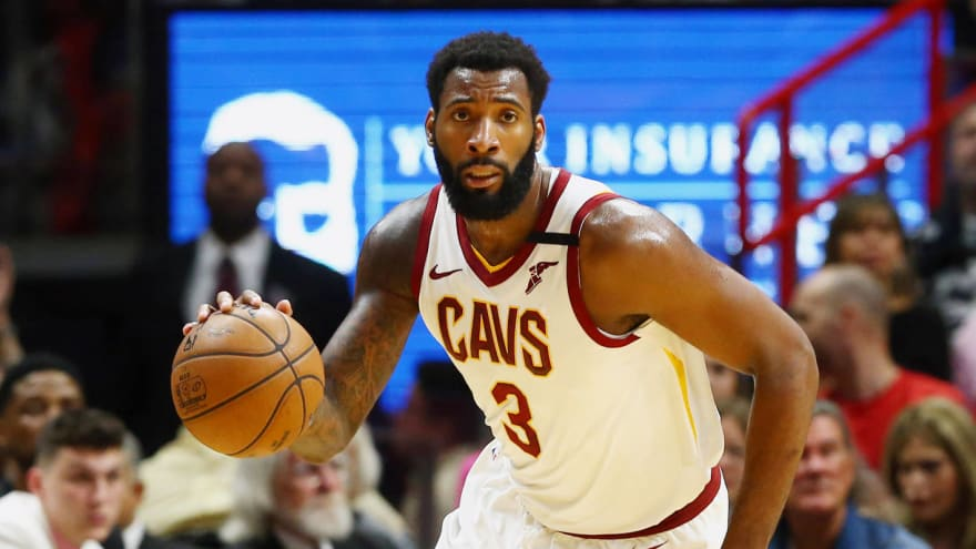 Andre Drummond says he 'never had a problem' with Joel Embiid
